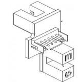 قطعات یدکی پرینتر Fargo C50-Card/Cover Sensor PCB-A930513