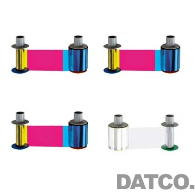 پکیج ریبون رنگی و فیلم کارت پرینتر HDP5000