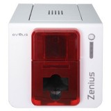 کارت پرینتر Evolis Zenius Classic ID Card Printer Single-Sided