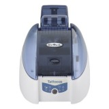 کارت پرینترEvolis Tattoo 2 Rewrite ID Card Printer Single-Sided - Configurable