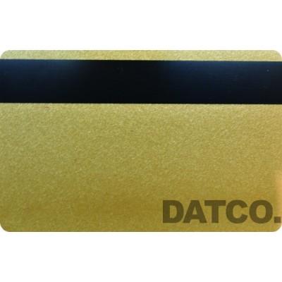 کارت پی وی سی خام هایکو طلائی متالیک - بسته 200 عددی