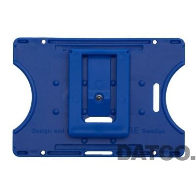 کارت هولدر Safebadge with rotating plastic clip and eyelet for clip and attachments